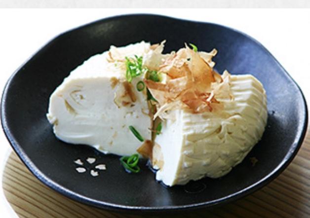 林豆腐店 「ざる豆腐」