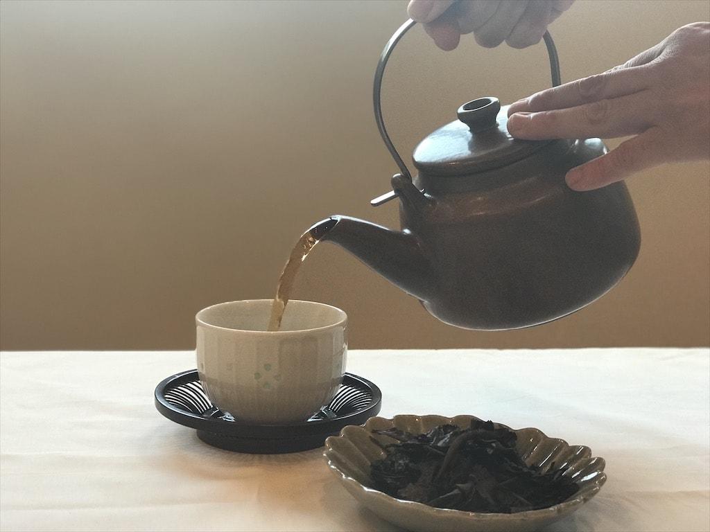 お家でおいしいお茶を飲もう