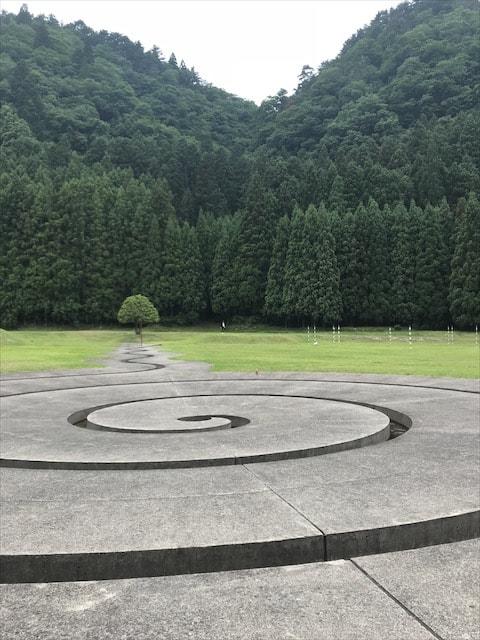 宇陀市 室生山上公園芸術の森(むろうさんじょうこうん)
