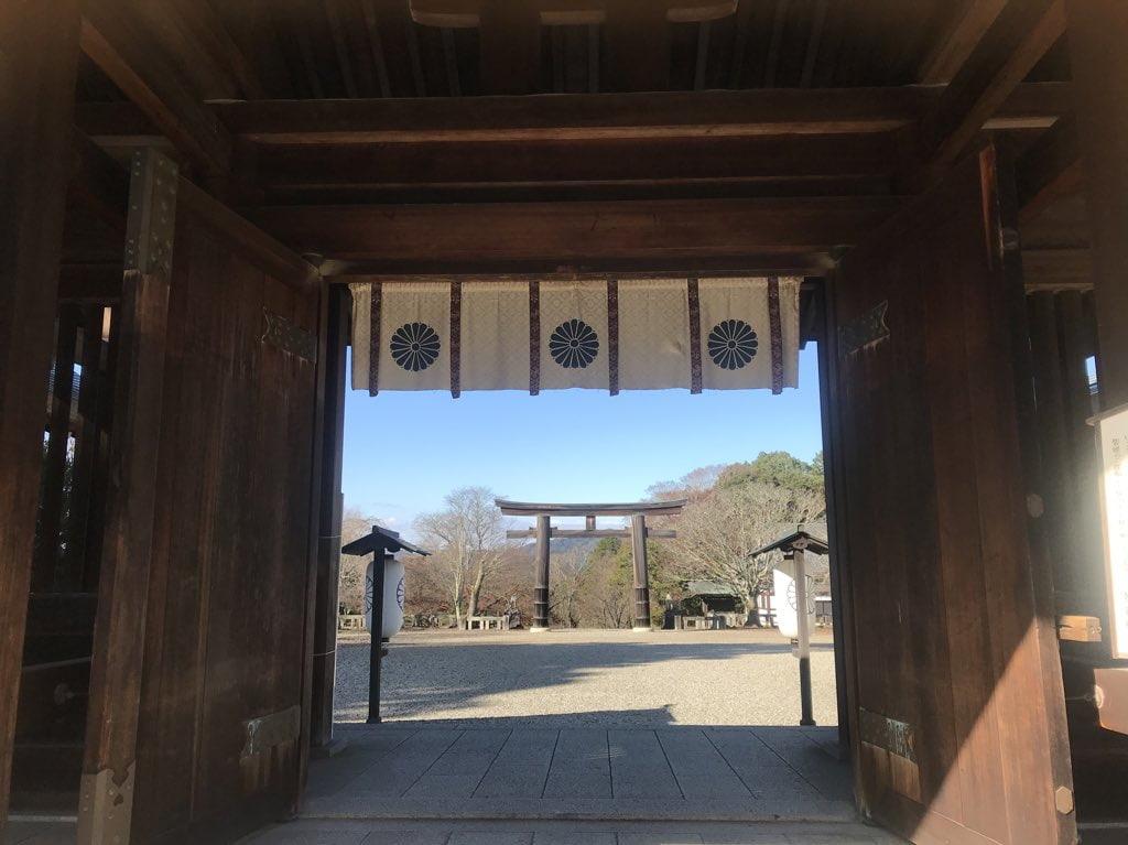 吉野郡  吉野神宮 (よしのじんぐう)